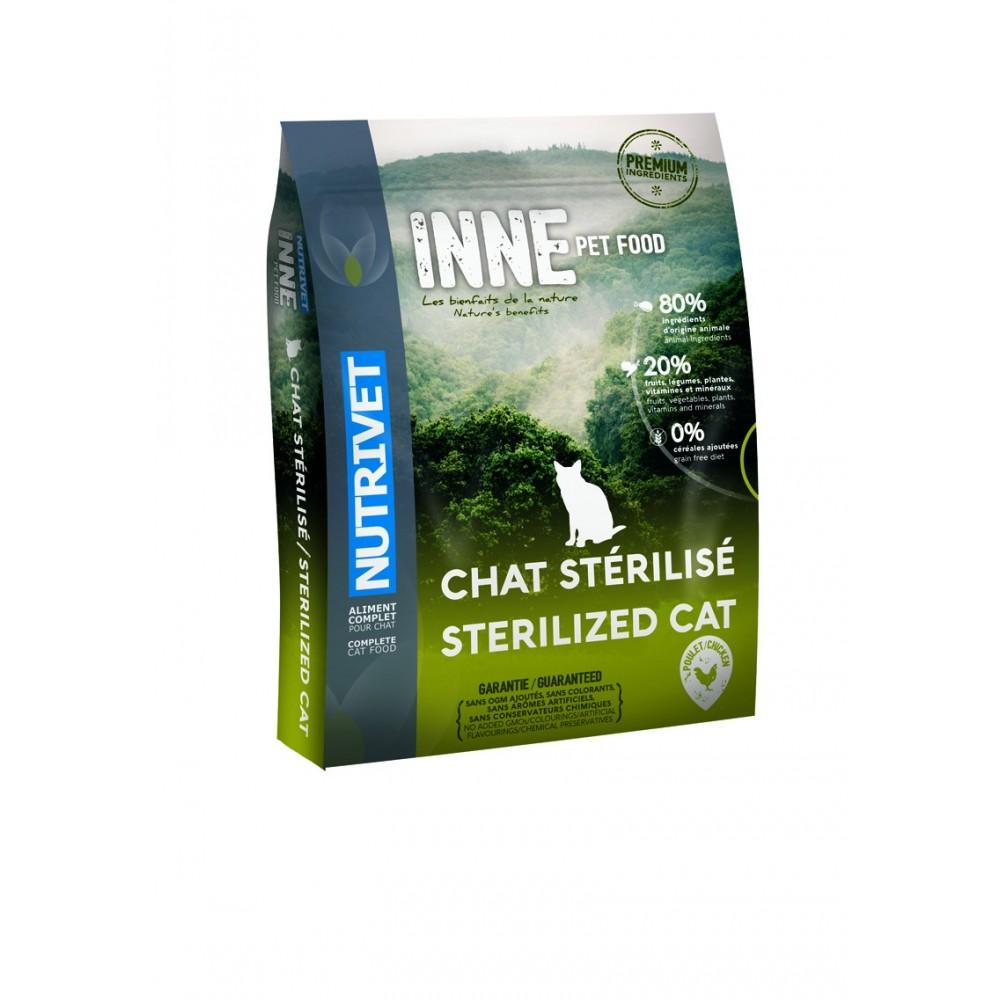 Nutrivet Inne Cat Food