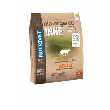 INNE BIO CHAT ADULTE 1.5 KG