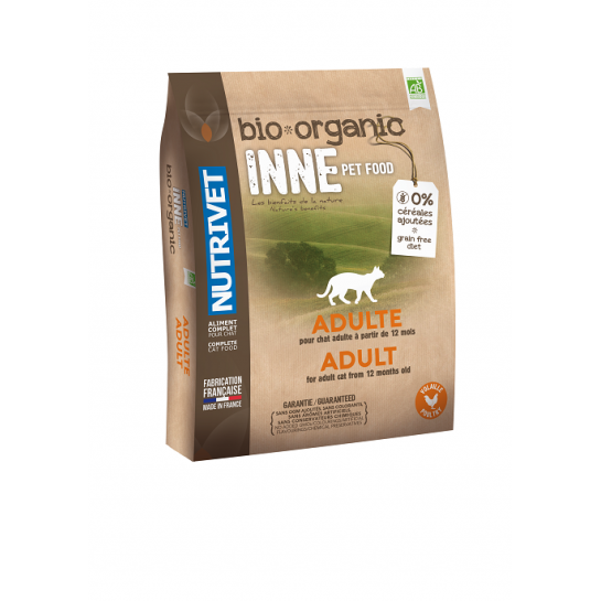 INNE BIO CHAT ADULTE 6 KG