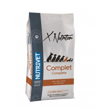 X NUTRITION Complet 25 10
