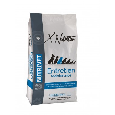 X NUTRITION Entretien 26 12