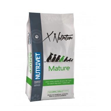 X NUTRITION Mature 25 13