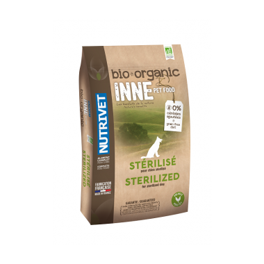 INNE PET FOOD BIO Dog - Sterilized - 3 kg