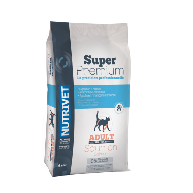 SP CHAT ADULTE SAUMON 3,5KG
